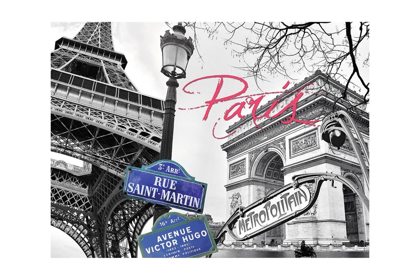 Puzzle Ravensburger - Paris Mon Amour, 300 piese (13658)