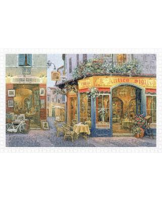 Puzzle din plastic Pintoo - Viktor Shvaiko: L'Antico Sigillo, 1.000 piese (H2028)