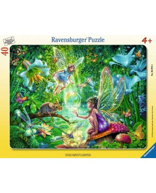 Puzzle Ravensburger - Fairy Magic, 40 piese (06076)