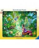 Puzzle Ravensburger - Fairy Magic, 40 piese (06076)