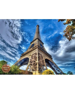 Puzzle Anatolian - Eiffel Tower, 1000 piese (P1080)