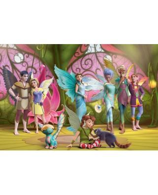 Puzzle Schmidt - Bayala - Queen Eleya And Her Friends, 100 piese (56336)