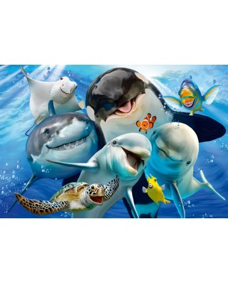 Puzzle Schmidt - Underwater Friends, 200 piese (56360)