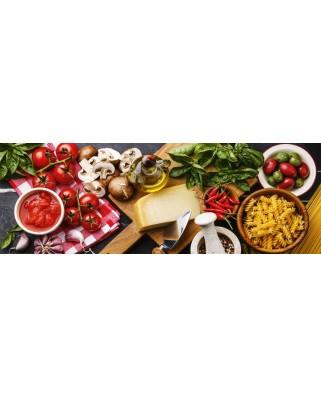 Puzzle Schmidt - Italian Cooking, Panorama, 1.000 piese (58374)