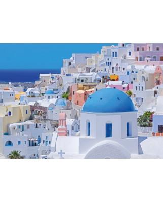 Puzzle Schmidt - Santorini, Cyclades, 1.000 piese (58947)