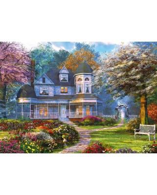 Puzzle Schmidt - Victorian Mansion, 1000 piese (59616)
