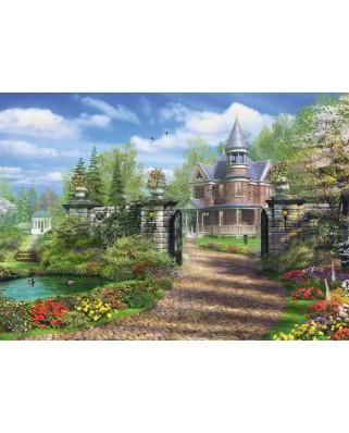 Puzzle Schmidt - Idyllic Country Estate, 1000 piese (59618)