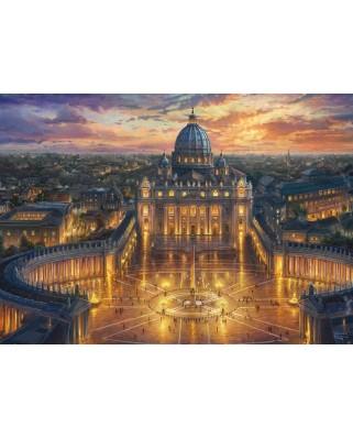 Puzzle Schmidt - The Vatican, 1000 piese (59628)