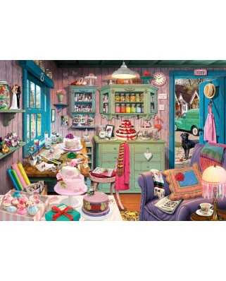 Puzzle Schmidt - Steve Read: Grandmother'S Room, 1000 piese (59653)