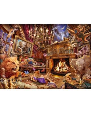 Puzzle Schmidt - Steve Sundram: Story Mania, 1.000 piese (59661)