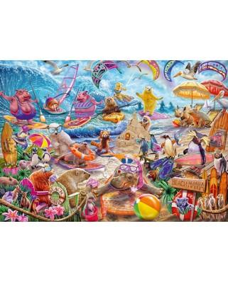 Puzzle Schmidt - Steve Sundram: Beach Mania, 1.000 piese (59662)