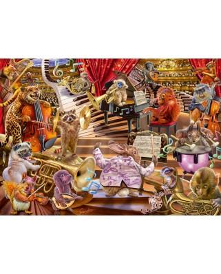Puzzle Schmidt - Steve Sundram: Music Mania, 1.000 piese (59664)