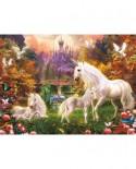 Puzzle Ravensburger - Unicorni, 500 piese (14195)