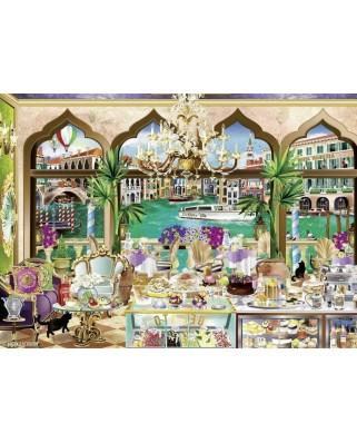 Puzzle Ravensburger - Dolcevita, Venise, 1.000 piese (13986)