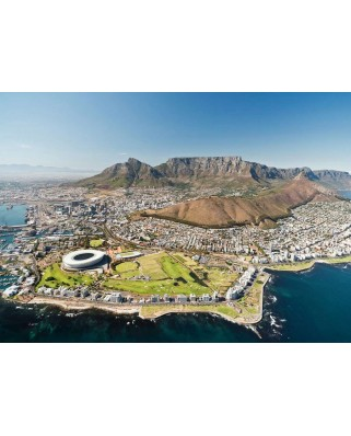Puzzle Ravensburger - Cape Town, South Africa, 1000 piese (14084)