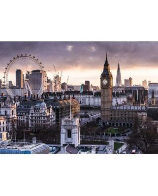 Puzzle Ravensburger - London, 1000 piese (14085)