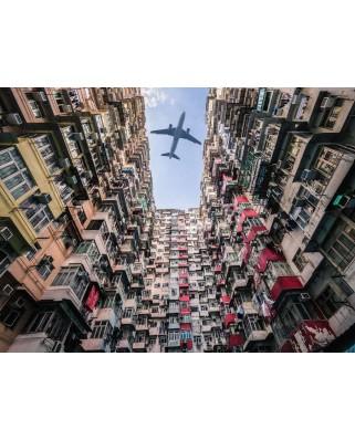 Puzzle Ravensburger - Hong Kong, 1500 piese (15013)