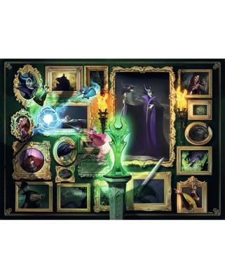 Puzzle Ravensburger - Disney Villainous, Maleficent, 1.000 piese (15025)