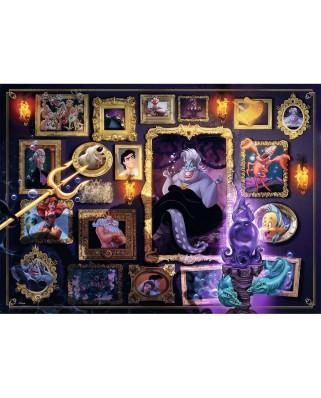 Puzzle Ravensburger - Disney Villainous, Ursula, 1.000 piese (15027)
