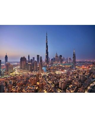 Puzzle Ravensburger - Dubai, 1.000 piese (16467)