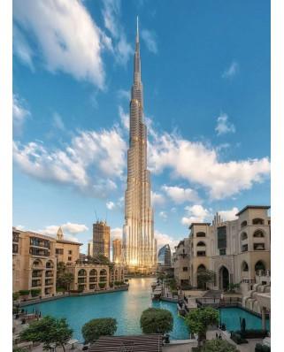 Puzzle Ravensburger - Burj Khalifa Dubai, 500 piese (16468)