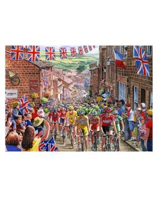Puzzle Gibsons - Steve Crisp: Le Tour De Yorkshire, 1.000 piese (57584)