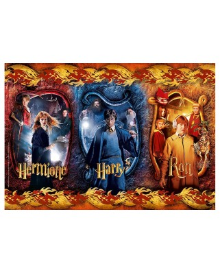 Puzzle Clementoni - Harry Potter, 104 piese XXL (61885)
