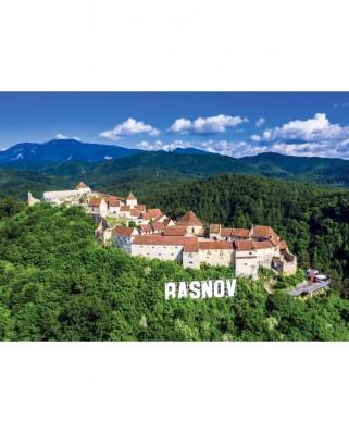 Puzzle TinyPuzzle - Cetatea Rasnov, 99 piese (1007)