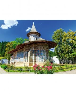 Puzzle TinyPuzzle - Manastirea Voronet, 99 piese (1011)