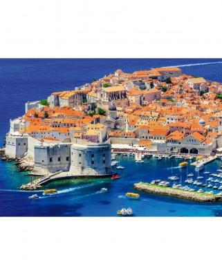 Puzzle TinyPuzzle - Dubrovnik, Croatia, 99 piese (1024)