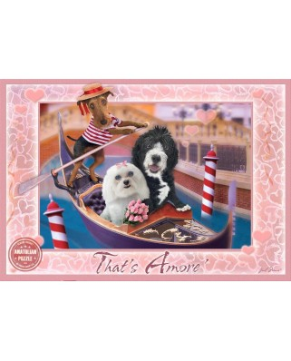 Puzzle Anatolian - Gail Marie: That's Amore, 260 piese (3324)
