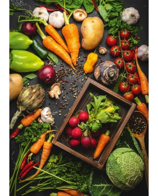 Puzzle Schmidt - Superfood, 1000 piese (58398)