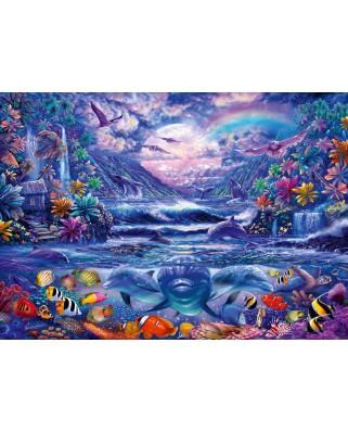 Puzzle Schmidt - Moonlight Oasis, 1.000 piese (58945)