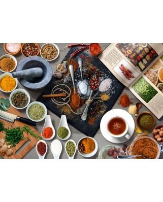 Puzzle Schmidt - Spices, 1000 piese (58948)