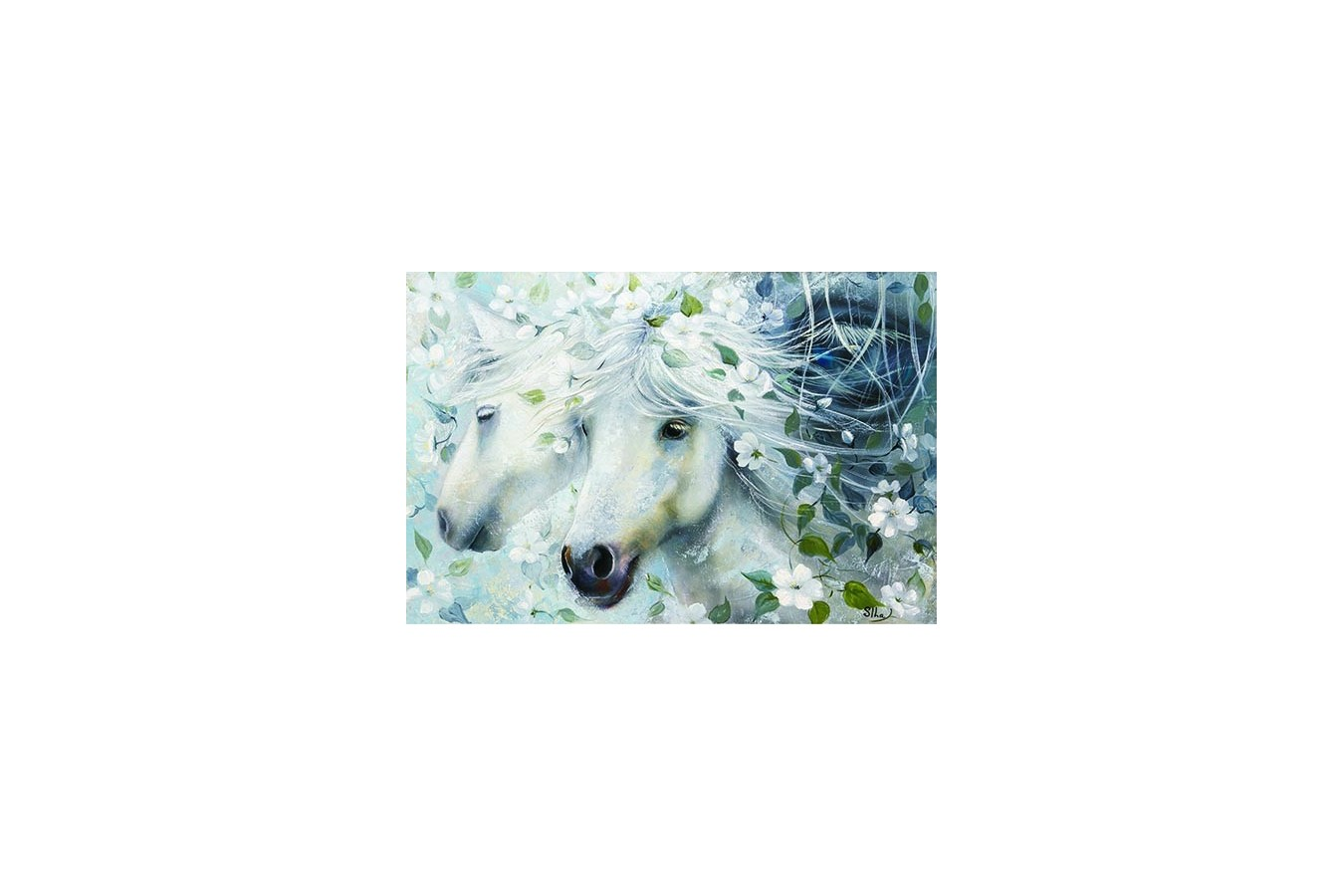 Puzzle Gold Puzzle - Spring, 1500 piese (Gold-Puzzle-61062)