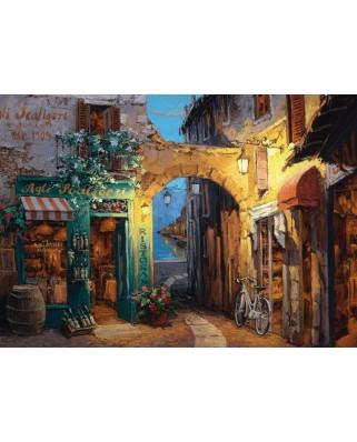 Puzzle Schmidt - Sam Park: Alee la Come, 1.000 piese (59313)