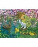 Puzzle SunsOut - Tricia Reilly-Matthews: A Mother's Love, 500 piese (Sunsout-35972)
