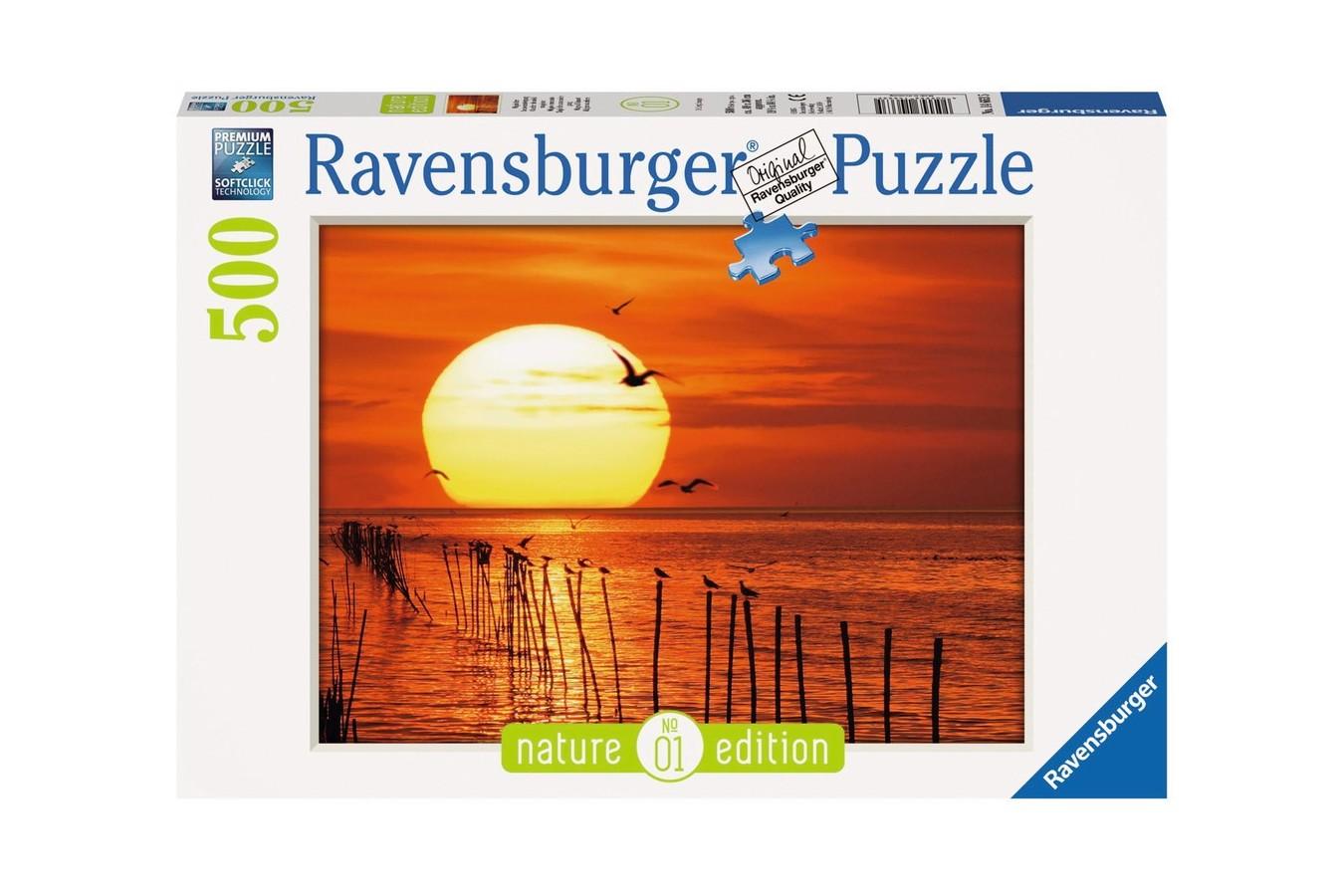 Puzzle Ravensburger - Apus Magic, 500 piese (14663)