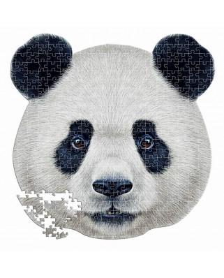Puzzle Educa - Panda Face, 400 piese (18476)