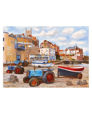 Puzzle Gibsons - Terry Harrison: Cromer, 1.000 piese (57589)
