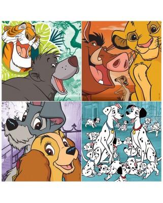 Puzzle Educa - Disney Classics, 12/16/20/25 piese (18628)