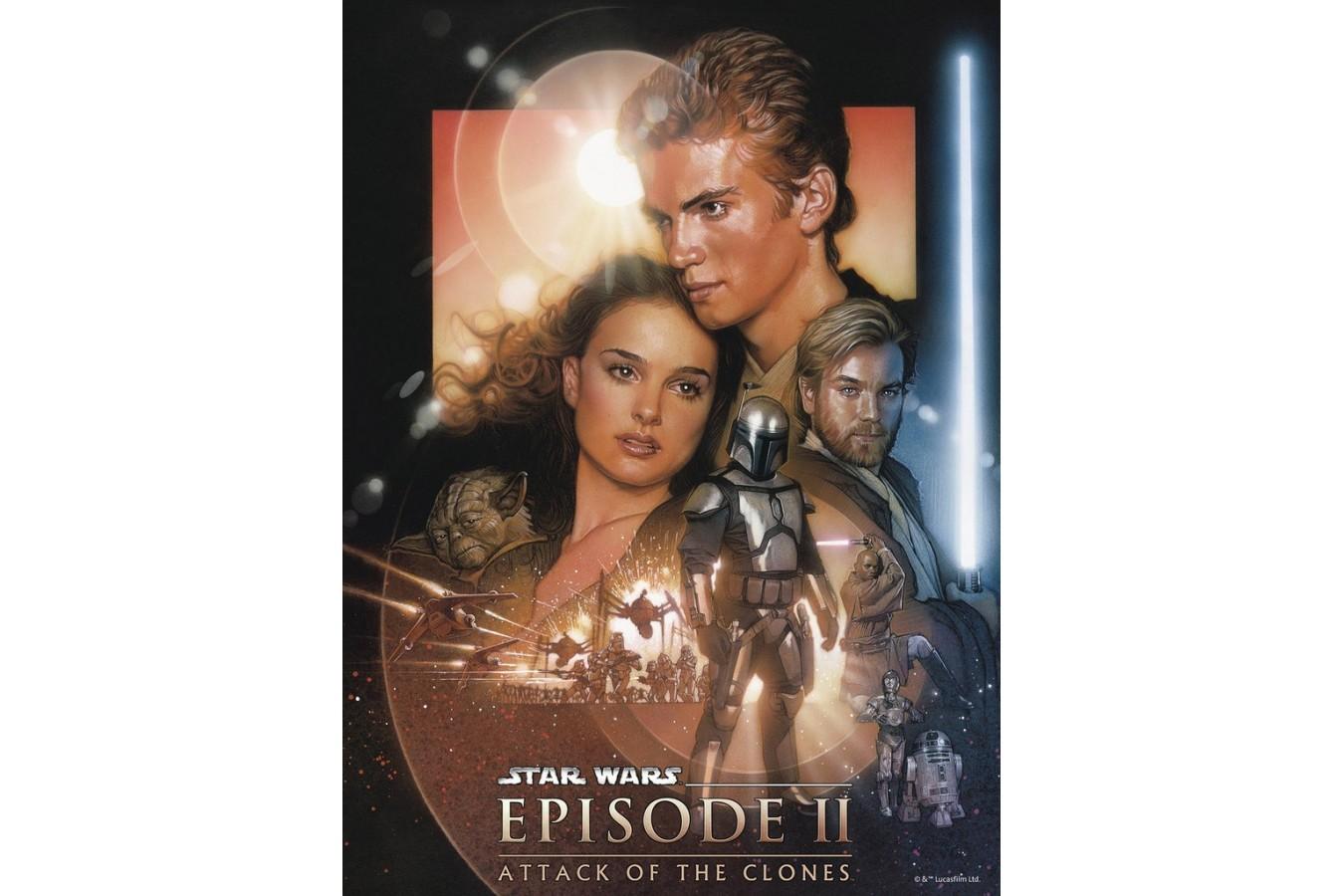 Puzzle Ravensburger - Star Wars, 500 piese (14666)
