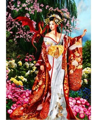 Puzzle Bluebird - Nene Thomas: Sekkerastoya Queen of Silk, 1.000 piese (70425)