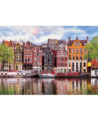 Puzzle Educa - Amsterdam, 1.000 piese (18458)