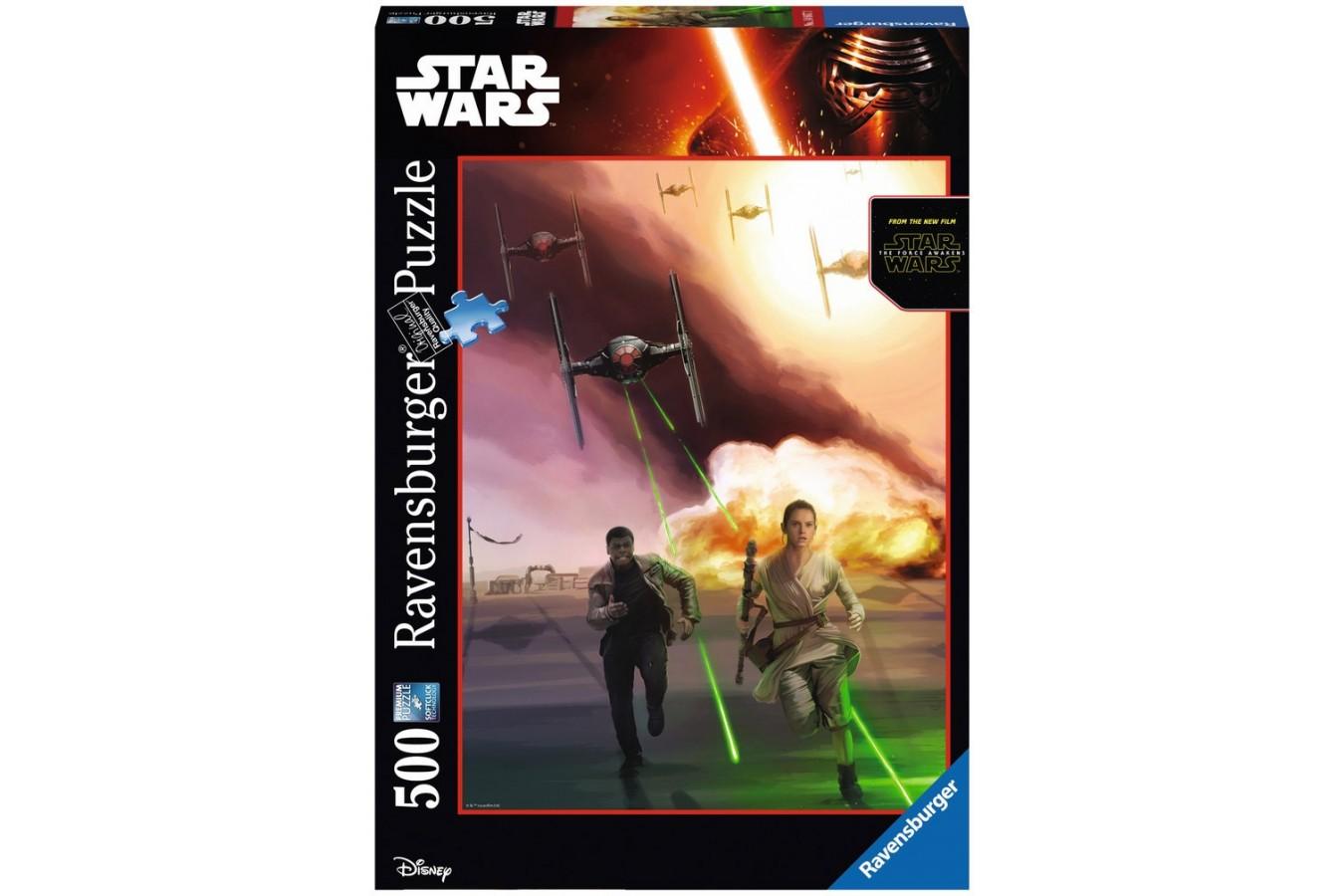 Puzzle Ravensburger - Star Wars, 500 piese (14667)