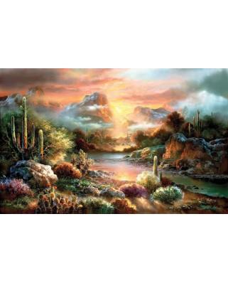 Puzzle SunsOut - James Lee: Sunset Splendor, 1000 piese (Sunsout-18057)
