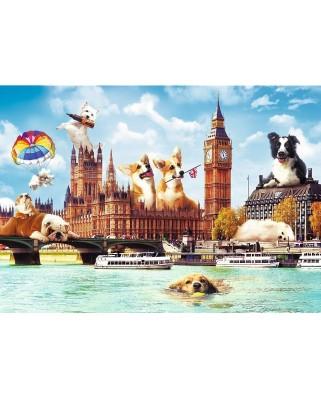 Puzzle Trefl - Sweet London, 1000 piese (10596)
