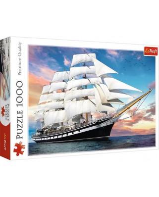Puzzle Trefl - Cruise, 1000 piese (10604)