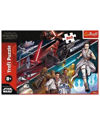 Puzzle Trefl - Star Wars, 260 piese XXL (13252)