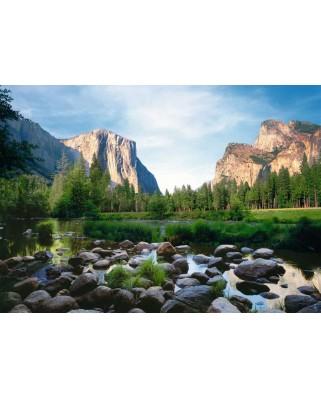 Puzzle Ravensburger - Valea Yosemite, 1.000 piese (19206)
